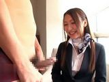 Flight Attendant Maya Kato Gets Fucked In Hotel By Horny Guy