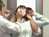 Private MILF Teacher Eri Hosaka Chloroformed By Group Of Students And Fucked Rough While Unconscious