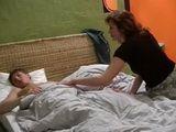 Disturbing Stepmother Awakes Her Sleeping Stepson For Very Shocking Reason