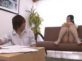 Busty Japanese Schoolgirl Nakamura Maria Starts Teasing Her Classmate While Studying Together