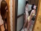 Teen Caught Elder Sister Fucking Her Boyfriend In Bathroom