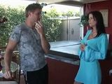 Stepmom Alexis Fawx Fucks Her Teenage Stepson