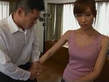 Hot Stepmoms Presence Caused Enormous Boner To Teenage Son  Lin Yuna