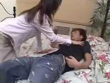 Japanese Mommy Fuck Boy