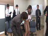 Office Lady Gangbanged By Colleagues