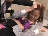 Japanese Teacher Ayase Narumi Gets Force Fucked By Her Colleague