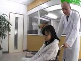 Busty Patient In a Wheel Chair Akane Yoshinaga Abused By Her Doctor at Hospital