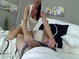 Stepmom Is So Obsessed With My Cock