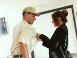 Milf Gets Fucked By A Delivery Boy In Office