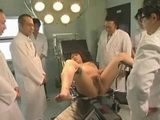 Big Belly Pregnant Woman Gangbanged By Doctors At Gynecologic Exam