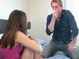 Pervert Stepdad Obsessed With Daughters Panties Wont Stop Just On Them