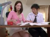 Concentrating On Studying Is Impossible With Provocative Private Milf Teacher