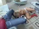 Submissive Blonde Loves When She Got Humiliated