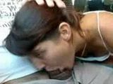 Amateur Blowjob In A Public Train