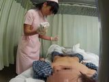 Young Nurse Miyu Nakatani Molests Sedated Patient MRBOB7777