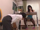 Eager For Cock Asian Teacher Do Not Choose Time And Place