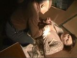 Poor Japanese Wife Couldnt Resist Crazy Neighbor From Fucking Her  While Her Husband Was Unable To Defend Her
