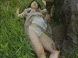 Brutal Fuck In Field
