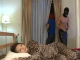 Masked Intruders Fucks Milf Housewife  Japanese Uncensored Fuck Fantasy