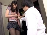 Abused Japanese Maid Gets Tortured By Her Dirty Nasty Boss
