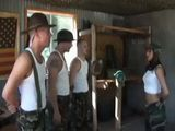 Command Officer Has A Special Punishment For Army Girl