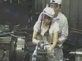 Newbie Teen Factory Worker Abused and Fucked By Senior Chef at Work Place