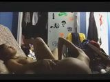 Asian Dorm Sextape