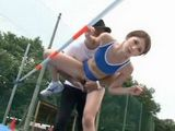 Time Stop For High Jumper Girl