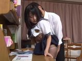 Japanese Schoolgirl Brought Her Friend home For a Sleepover And When She Fell Asleep Her Dad Abused Her Friend