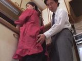Brothers Wife Grabbed For Ass In Kitchen And Gets Fucked Japanese Uncensored