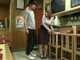 Busty Waitress Riko Honda Never Imagine That Something Terrible Like This Can Happen To Her On First Day At Work