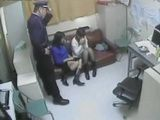 Japanese Mother and Daughter Blackmailed by Police xLx