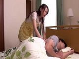 Japanese Mom Should Not Send Daughter In Boyfriends Room