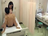 Japanese Teen Gets Fucked in A Hospital Next To Her Sick Sleeping Mom