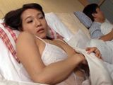 In The Middle Of The Night While Dad Sleeping Teen Boy Decide To Express His Hidden Deviant Feeling To Milf Stepmom Kaho