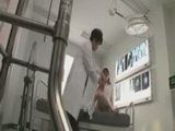 Horny Doctor Gaves Sexy Nurse Full Body Inspection