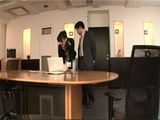Japanese Secretary Tsukasa Aoi Gets Fucked By Her Boss In His Office During Working Hours