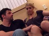 Disapointed Stepsister Takes All Kinds Of Consolation