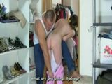 Unwilling Teen Stepsister Gets Fucked By Her Elder Stepbrother In Wardrobe