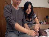 Japanese Housewife Didnt Care Much About Neighbors Family Photos But Was Extremely Hungry For His Dick