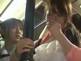 Mother and Daughter Groped and Fucked In Bus 2