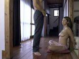 Perverted Boss Treats Busty Housemaid Like A Sexslave