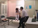Terrified Schoolgirl Finds Comfort At School Doctor  Yume Kana