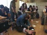Japanese Gangrape In Classroom  Rape Fantasy