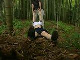 Chloroformed Schoolgirl Gets  Fucked Deep In The Woods By Old Rapist