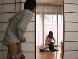 Housewife Nao Mizuki Having Trouble Immodest Stepson