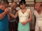 Busty Milf Wife Did Not Know That Her Husband Has A Very Strange Tradition In His Home  Nozomi Mikimoto