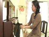Japanese Mature Pianist Azusa Creampie