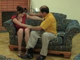 Teen Step Daughter Hates Step Father For Touching Her Inappropriately Whenever Mom Is Away   Fantasy
