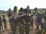 Bride Of African Tribe Member Gets Fucked In The African Wilderness